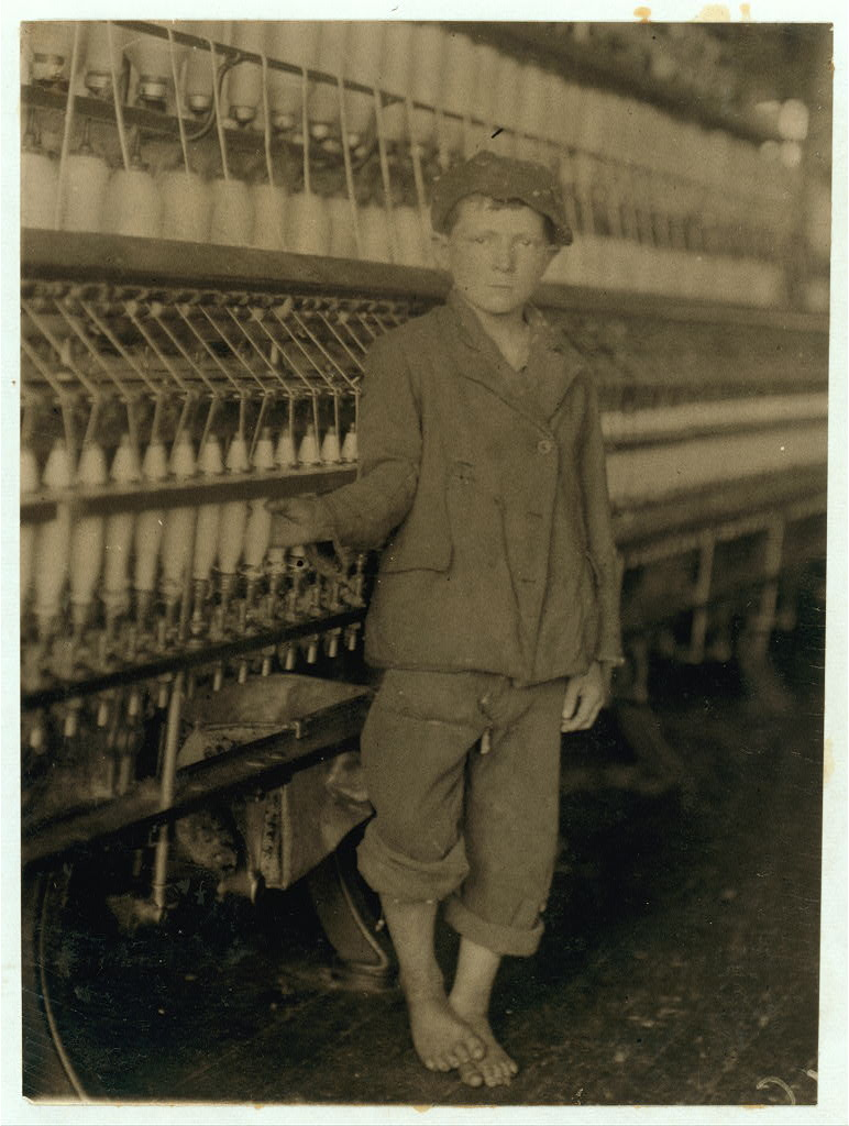 child labor in early twentieth century america Child labor: back to the 19th century american labor history undoubtedly have come across the appalling accounts of child labor, accompanied.